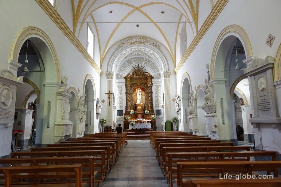 Санта - Мария - делла - Паче, Палермо