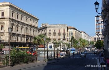 Catania, Sicily: beaches, sights, how to get