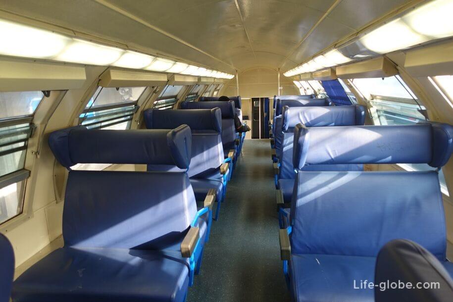Поезд Бергамо-Комо