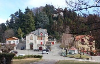 Фуникулер Комо-Брунате. Брунате, Италия