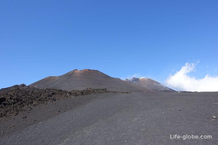 Вулкан Этна, Италия — подробная информация с фото || Вулкан Этна на Сицилии - история фото описание восхождение маршруты карта