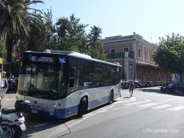 Как добраться в Портофино