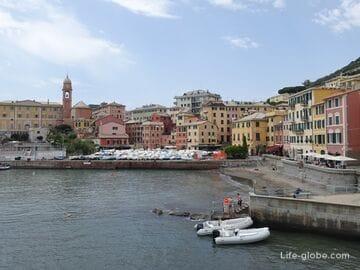 Nervi, Genoa