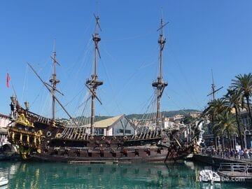 Старый порт Генуи (Porto antico di Genova)