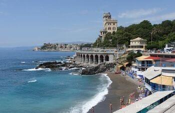 Quarto, Genoa (Quarto dei Mille)