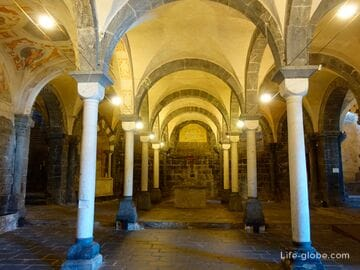 Комплекс Сан-Джованни ди Пре, Генуя (Commenda di San Giovanni di Pre)