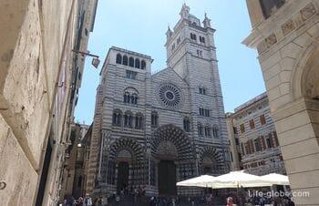 Кафедральный собор Святого Лаврентия, Генуя (Cattedrale di San Lorenzo)