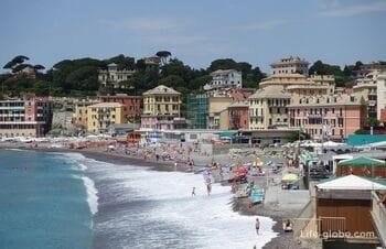 Sturla, Genoa