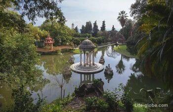 Вилла Дураццо Паллавичини, Генуя (Villa Durazzo Pallavicini): музей и лучший сад Италии