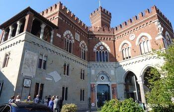 Castle d'Albertis, Genoa (Castello d'Albertis)