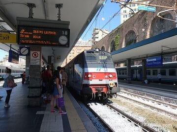 Как добраться в Сестри-Леванте, Италия