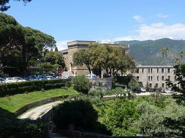 Вилла Гуалино - Гранд отель Кастильо, Сестри-Леванте (Villa Gualino / Grand Hotel Dei Castillo)
