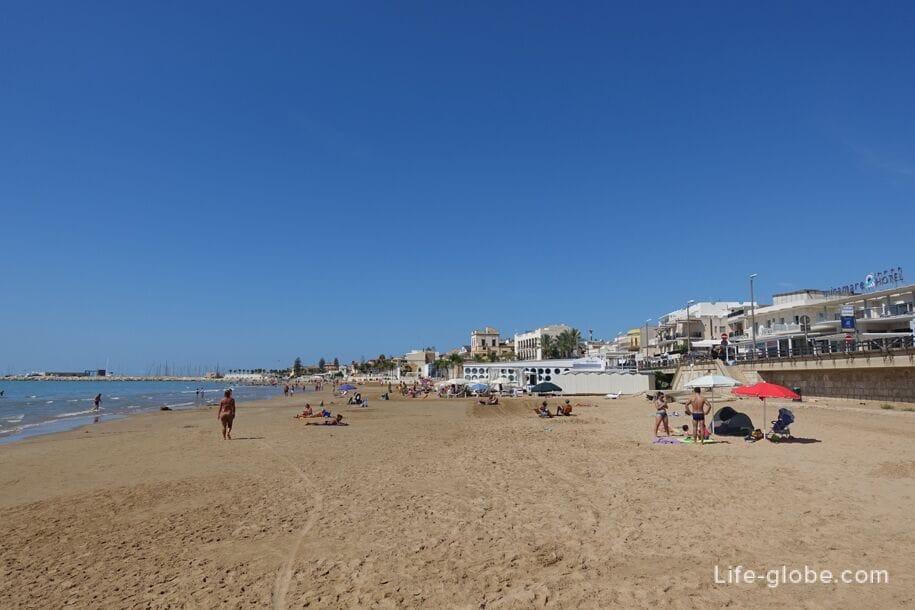 Spiaggia Marina di Ragusa