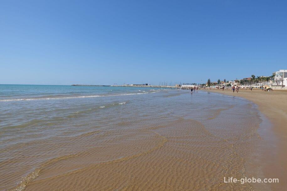 Море, Марина ди Рагуза