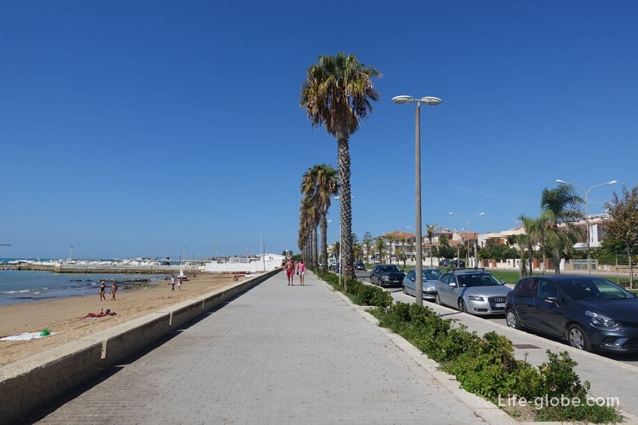 Marina di Ragusa, Sicily