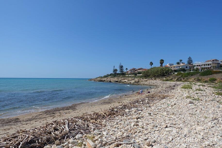 Coast Marina di Ragusa
