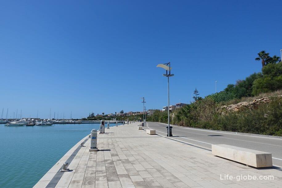 Порт Марина ди Рагуза