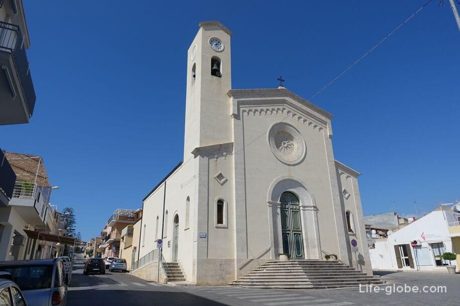 Католическая церковь Diocesi Di Ragusa