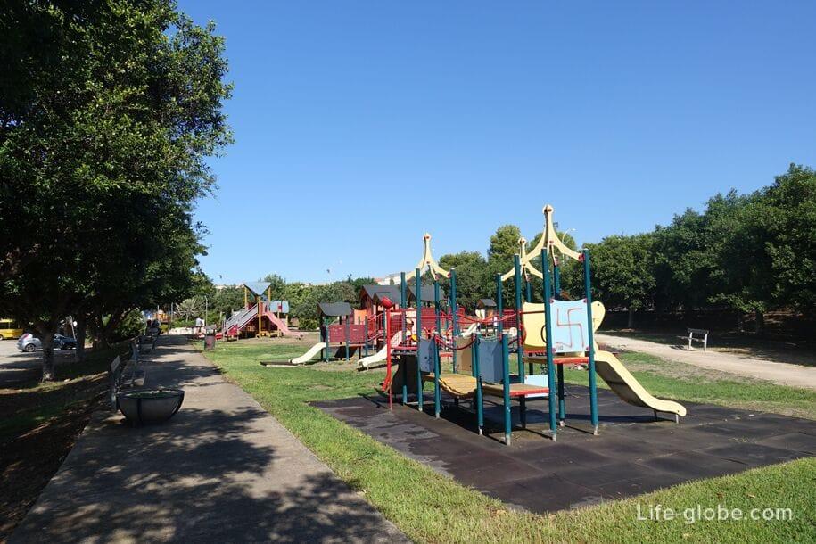 Playground, Marina di Ragusa