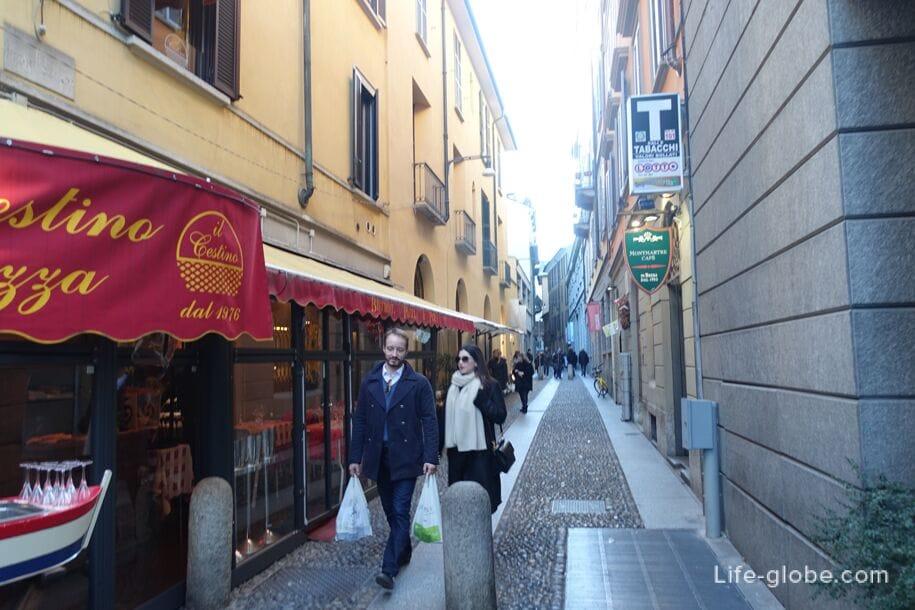 Район Брера, Милан