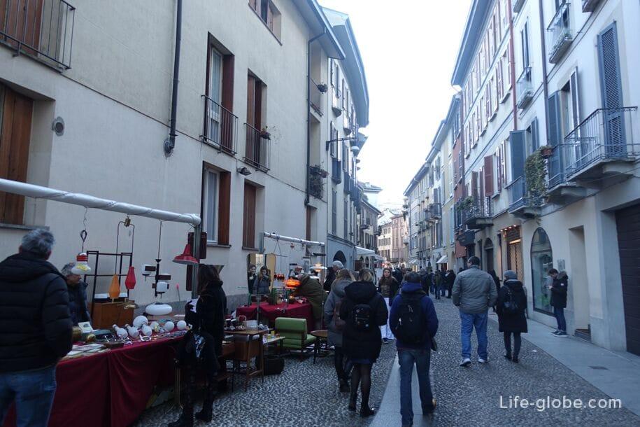 Brera в Милане