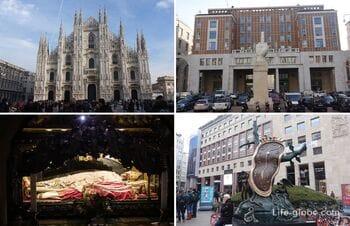 Топ-25 Достопримечательности Милана