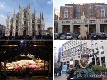 Top 25 Attractions in Milan