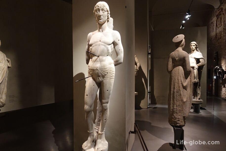 Музей Дуомо в Милане, Италия