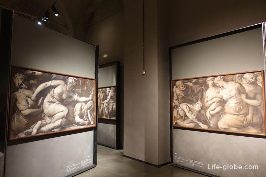 Музей Дуомо, Королевский дворец, Милан