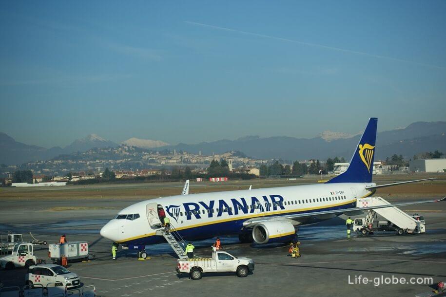 Как добраться в Милан. Дешевые авиабилеты в Милан
