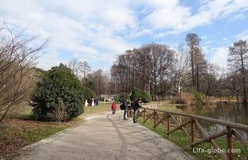 Парк Семпионе, Милан (Parco Sempione)