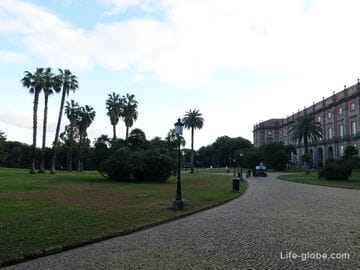 Парк Каподимонте, Неаполь: сад, музей и смотровая площадка (Capodimonte)