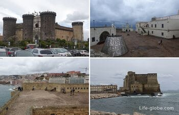 Castles of Naples
