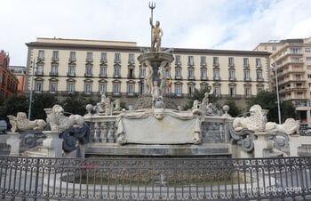 Naples Municipality Square (Piazza Municipio)