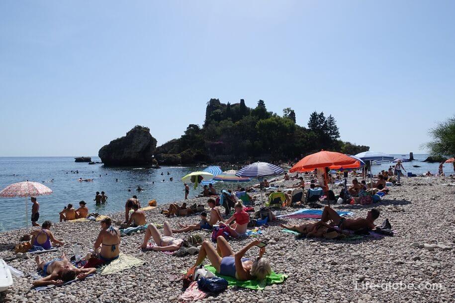 Isola Bella Island, Taormina