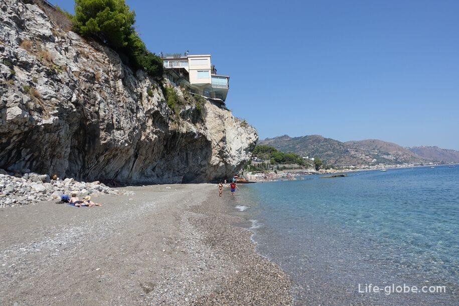 Spisone, Taormina