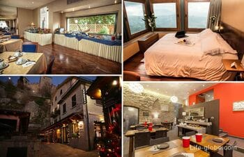 Отели в Сан-Марино (жильё города Сан-Марино)