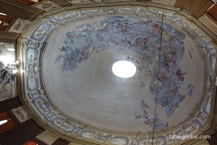 Церковь Сантиссимо Сальваторе, Палермо