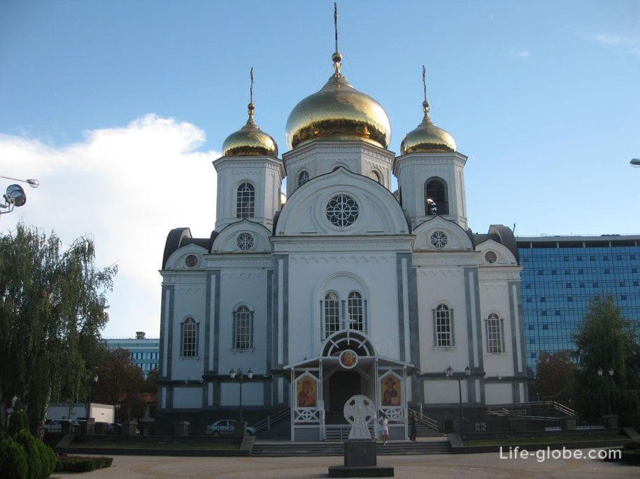 Войсковой собор святого благоверного князя Александра Невского, Краснодар