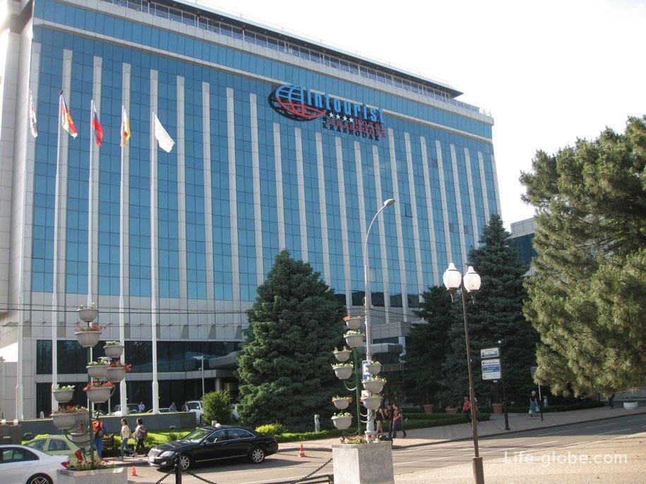 Отель Интурист, Краснодар