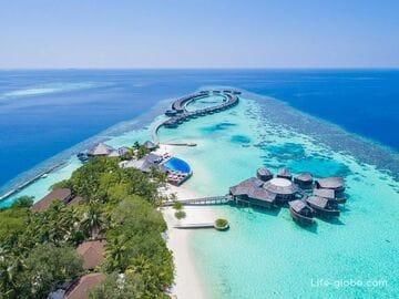 Как добраться на Мальдивы и в отель (билеты, трансфер, отели)