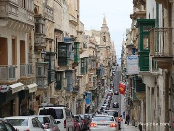 Валлетта, Мальта (Valletta) - путеводитель