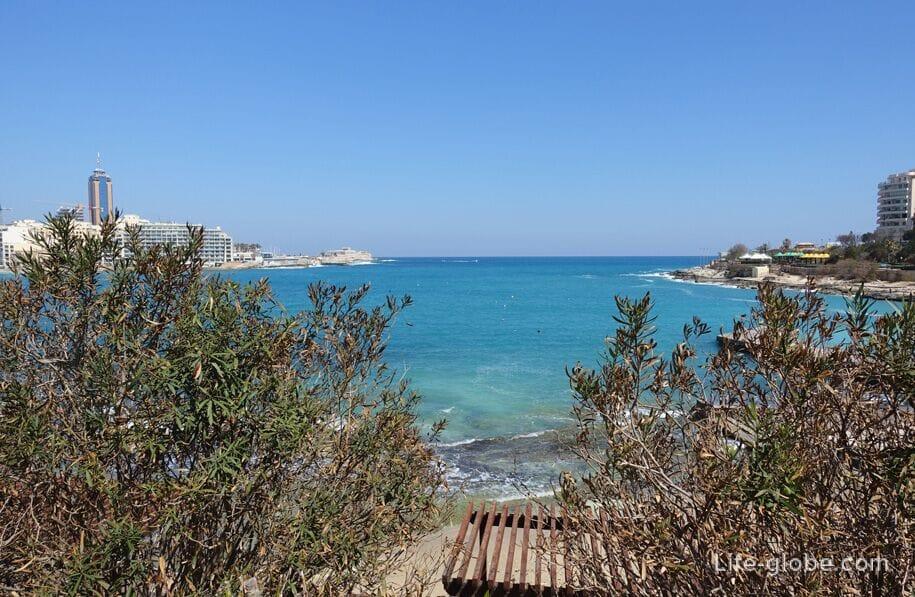 Exiles Bay, Sliema, Malta