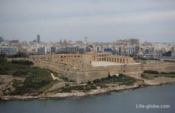 Остров Маноэль, Гзира, Мальта (Il-Gzira Manoel)