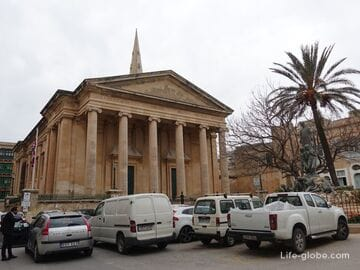 St. Paul's Anglican Pro-Cathedral, Valletta