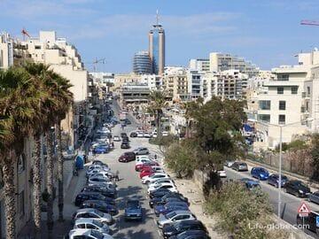 Сент-Джулианс, Мальта (Saint Julian's)