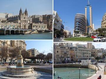Достопримечательности Сент-Джулианса, Мальта