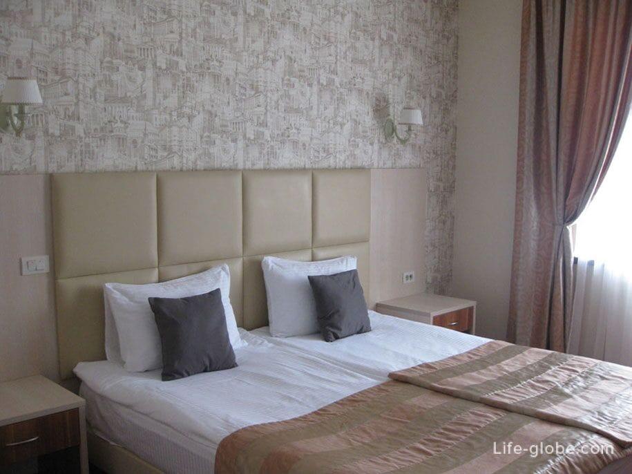 Номер, Премьер отель в Смоленске