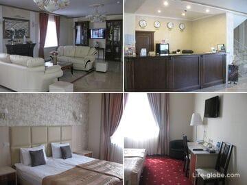 Где остановиться в центре Смоленска - Премьер Отель