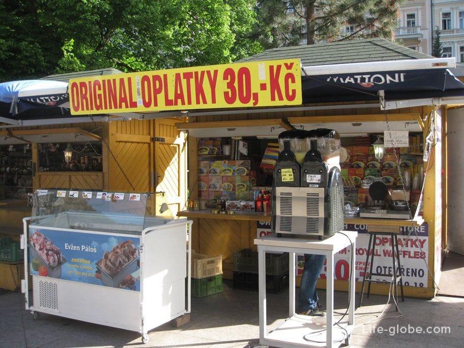 Чешская косметика из карловых вар купить купить мини комодики для косметики